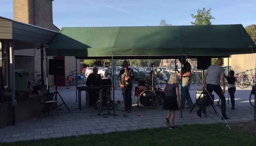 NeighboursBluesBand BBQ Glanerbeek